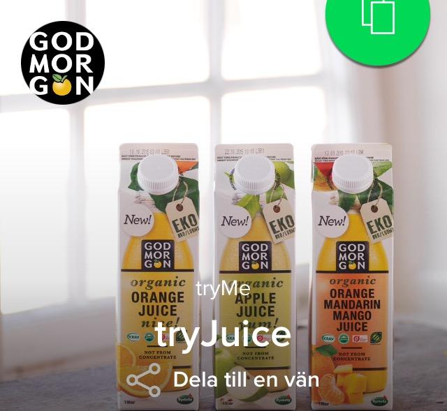 Gratis juice