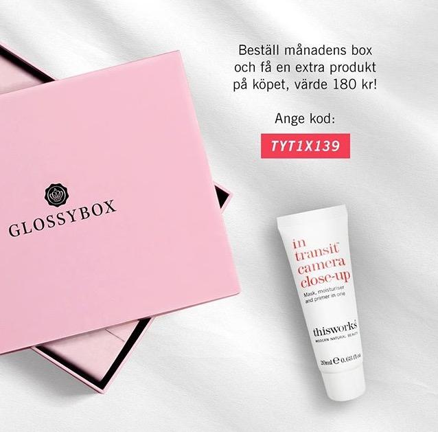Gåva_glossybox
