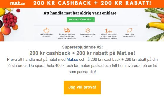 köpa mat online billigt