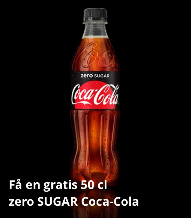 coca cola erbjudande